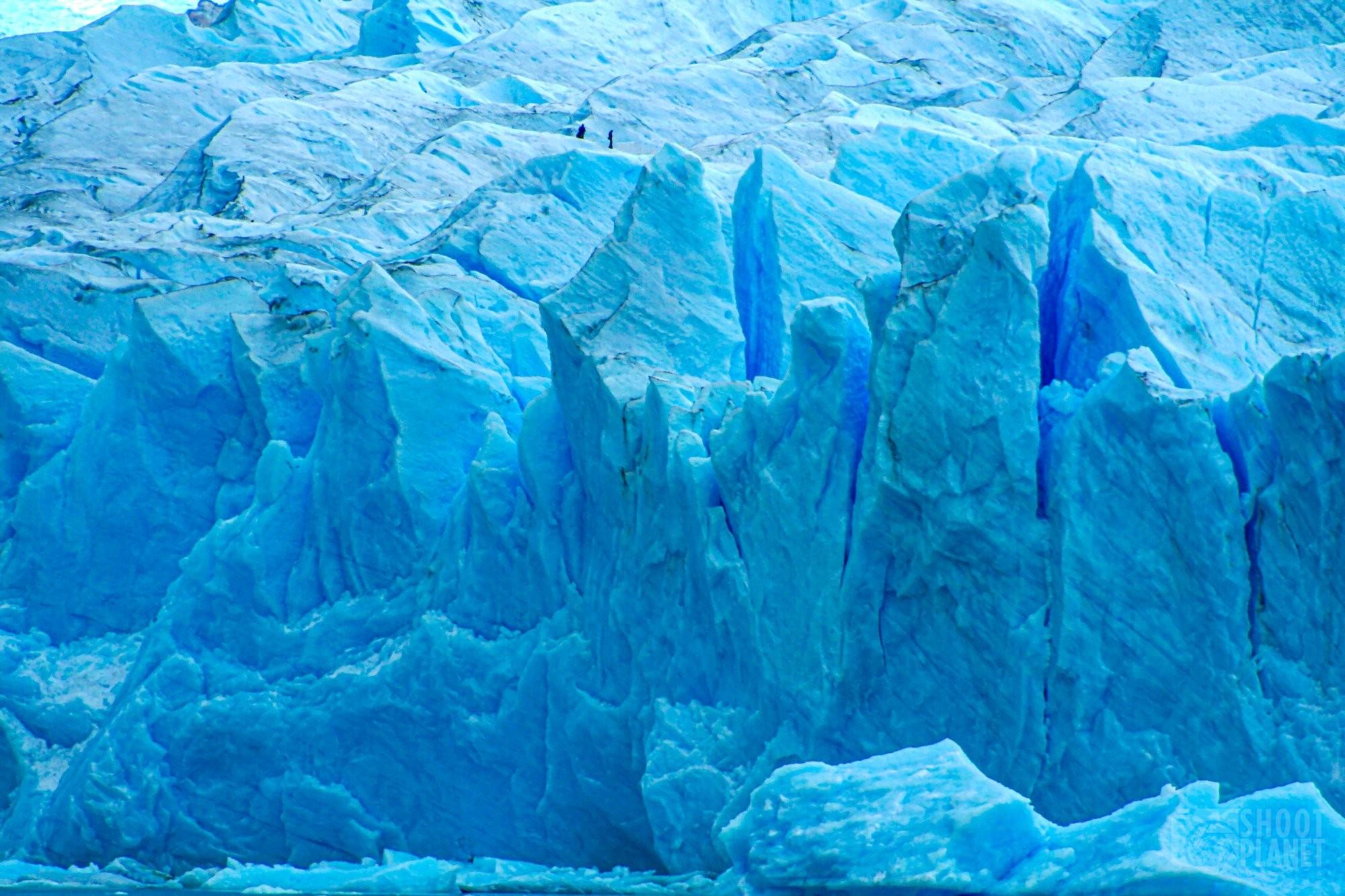 Perito Moreno glacier wall, Argentina
