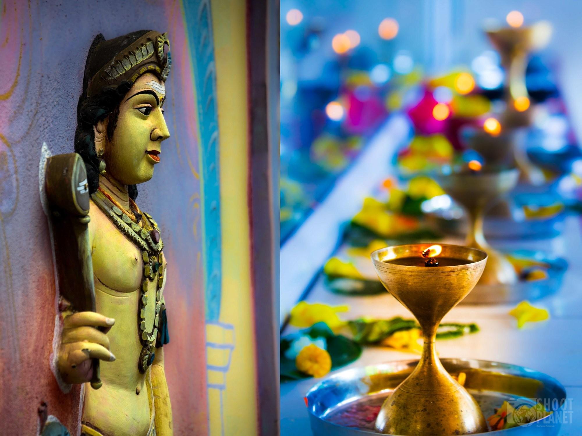 Maheswarnath hindu temple, Mauritius