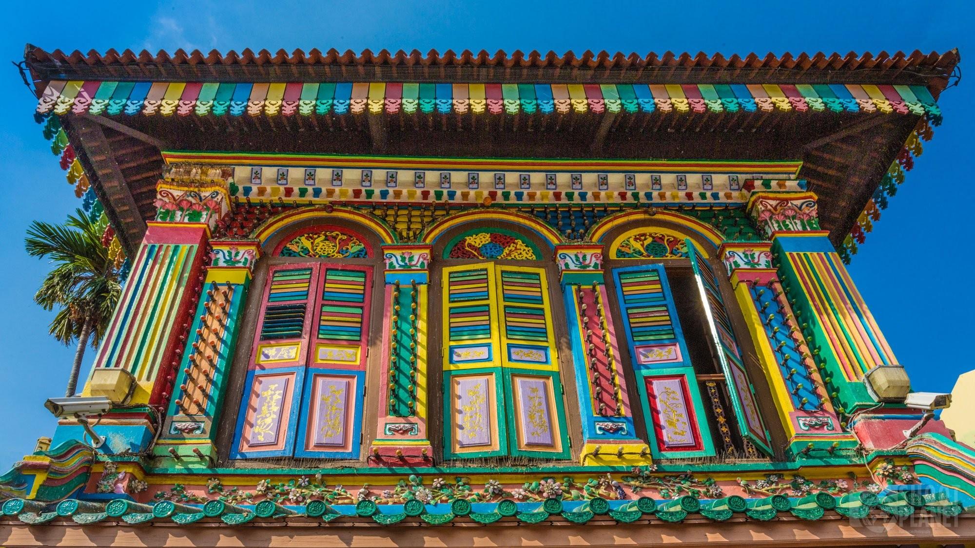 Tan Teng Niah house in little India, Singapore