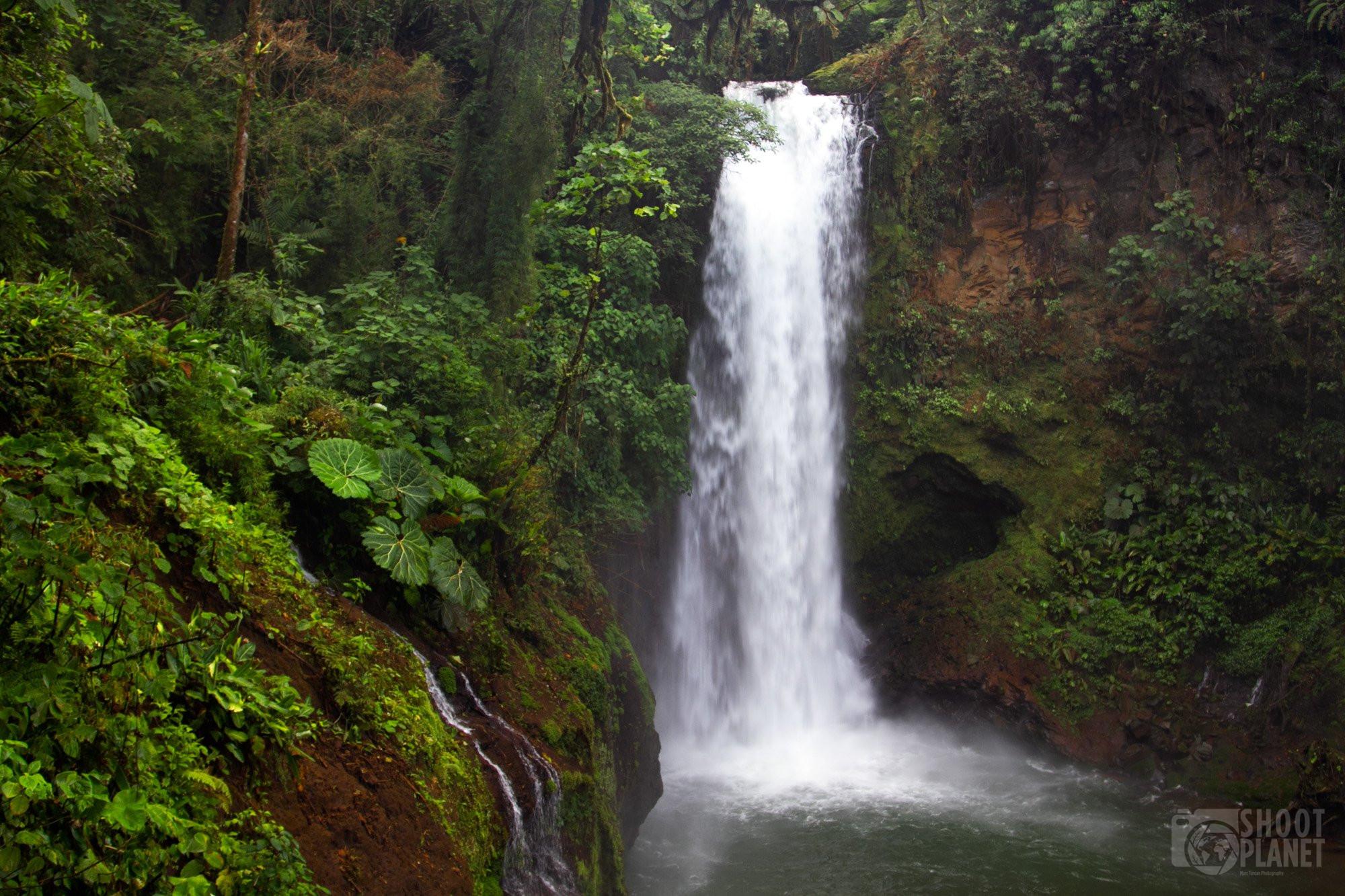 La Paz waterfall, Costa Rica Central Valley