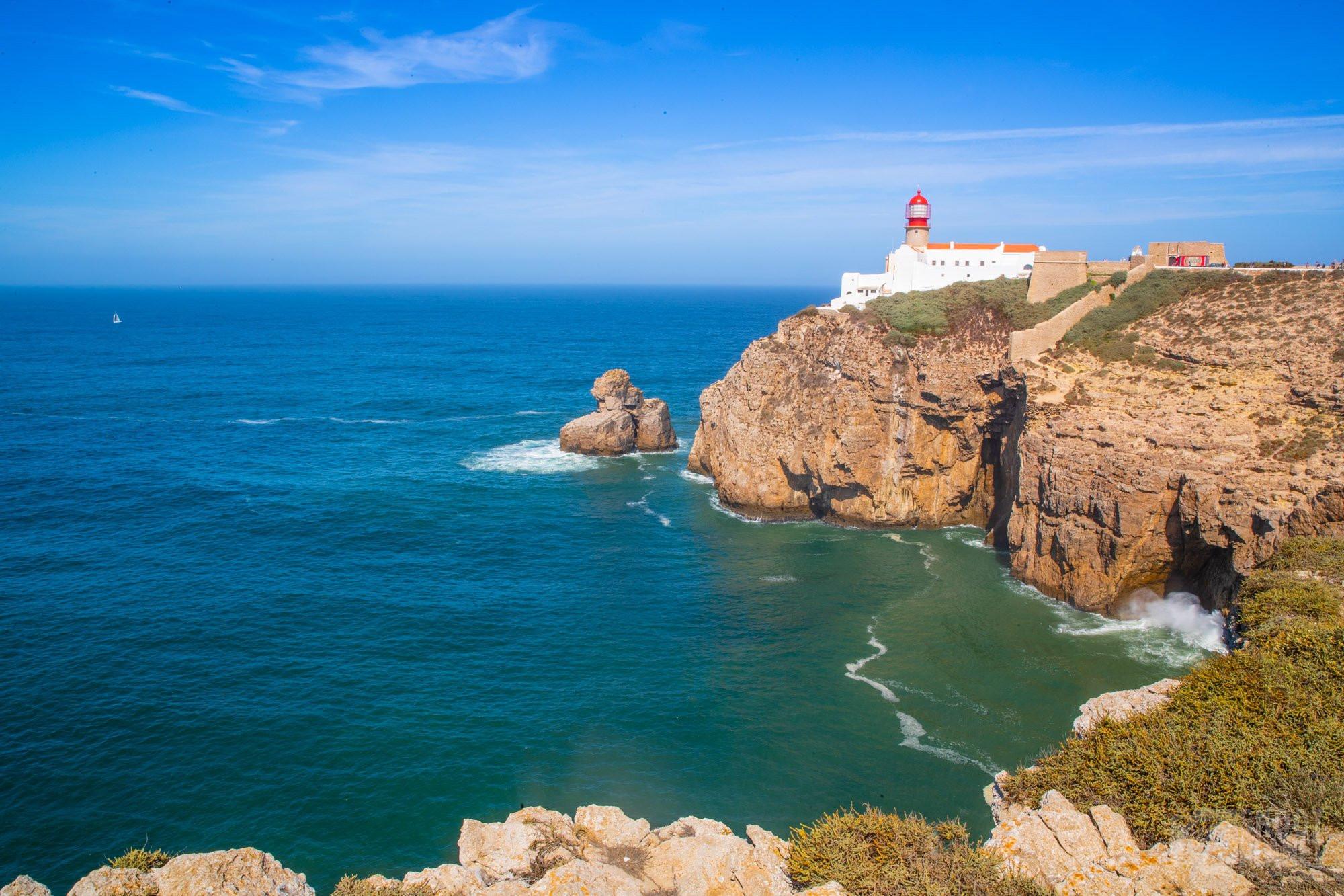 Farol do Cabo de Sao Vincente Portugal