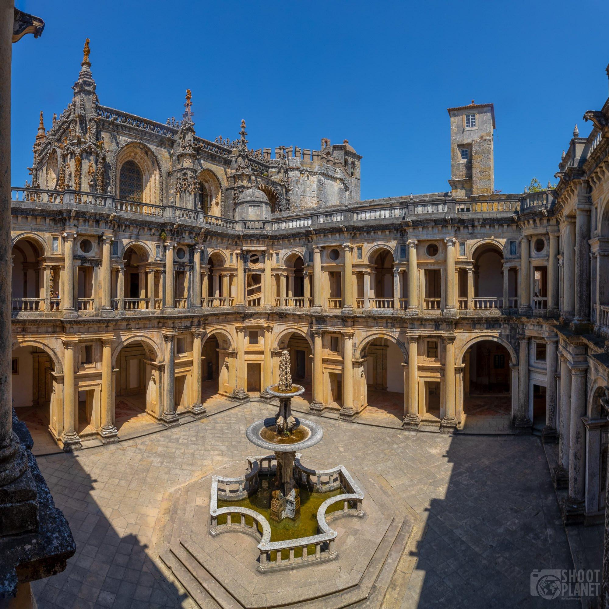 Convento de Cristo Tomar, Portugal
