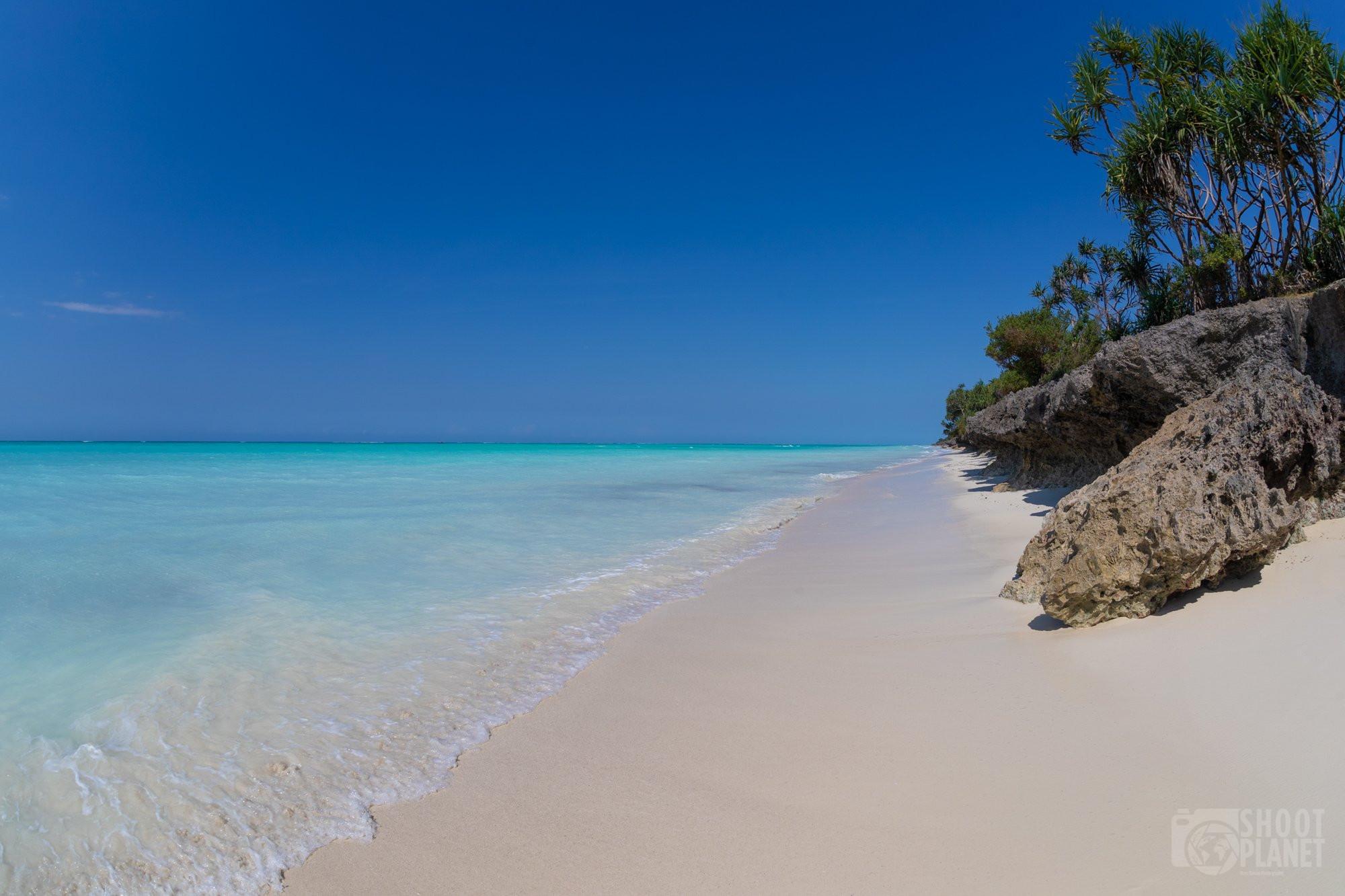 Ras Nungwi beach, Zanzibar Tanzania